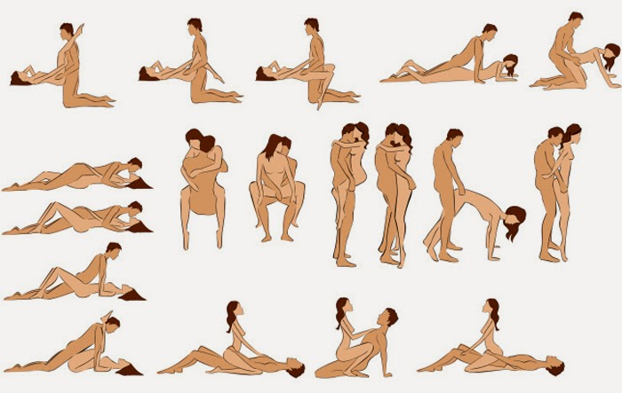 All The Sex Positions In The World